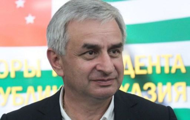 Demonstranten belagen zetel van president in conflictregio Abchazië