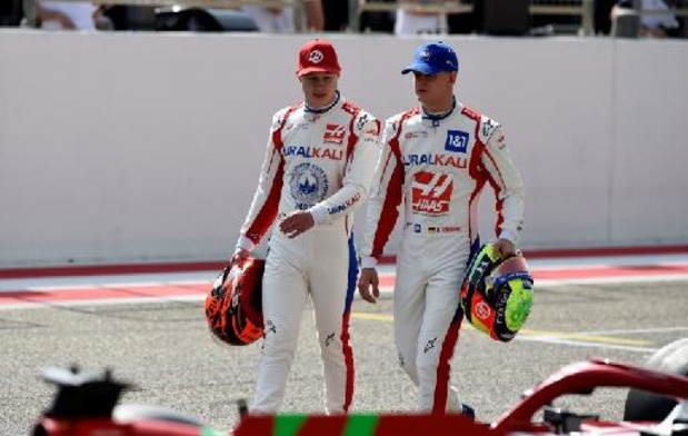 F1-team Haas behoudt vertrouwen in Mick Schumacher en Nikita Mazepin