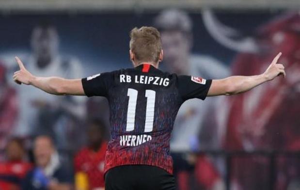 Chelsea plukt Timo Werner weg bij Leipzig