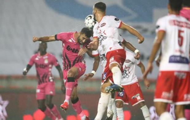 Jupiler Pro League - Charleroi is maximum punten kwijt na gelijkspel tegen Moeskroen