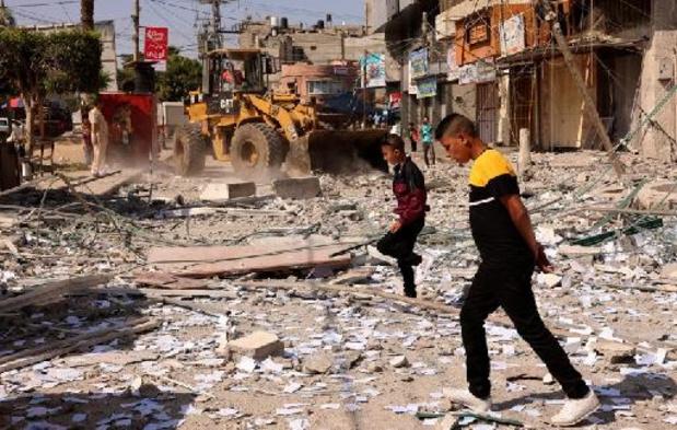 Israël trekt troepen samen aan grens Gazastrook