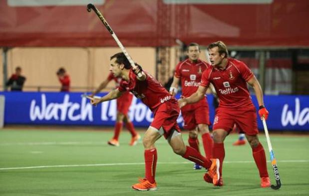 Les Red Lions entament en Espagne leur dernière ligne droite en vue des JO