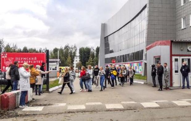 Russie: au moins huit morts dans une fusillade à l'université de Perm