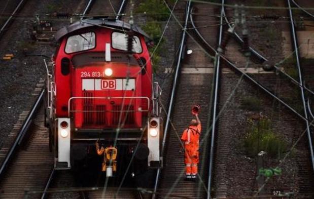 Deutsche Bahn stapt naar rechter tegen staking van treinbestuurdersvakbond