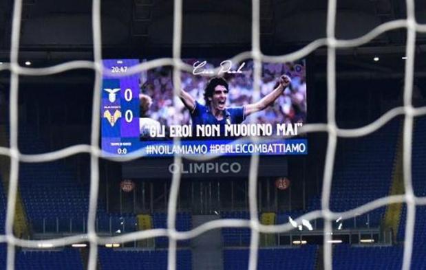 Inbraak bij overleden ex-voetballer Paolo Rossi op dag van begrafenis