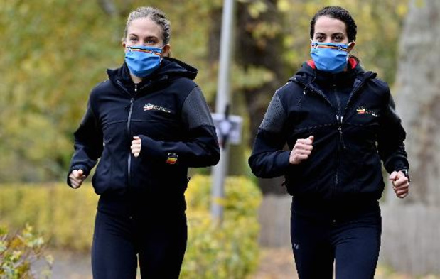 Europabeker triatlon - Barthelemy (7e) en Michel (14e) kennen degelijke seizoensstart in Melilla