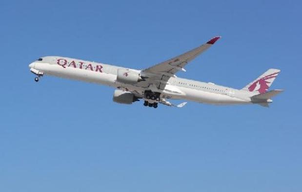 Qatar Airways opère le tout premier vol au monde avec 100% des passagers vaccinés