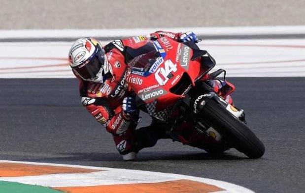 Ducati assure sa présence au MotoGP jusqu'en 2026