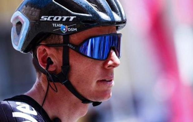 Coup double pour Romain Bardet dans la 3e étape du Tour de Burgos
