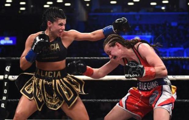 Femke Hermans wint Europese titel bij middengewichten