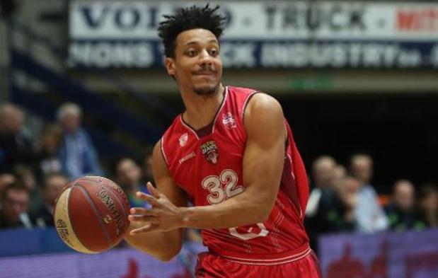 Ligue des Champions de basket - Anvers s'incline face aux Allemands de Rasta Vechta