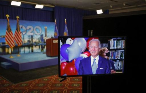Amerikaanse presidentsverkiezingen 2020 - Joe Biden officieel genomineerd als presidentskandidaat