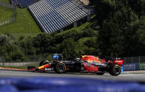 """F1 - Max Verstappen déçu après son abandon en Autriche: """"J'aurais dû finir sur le podium"""""""