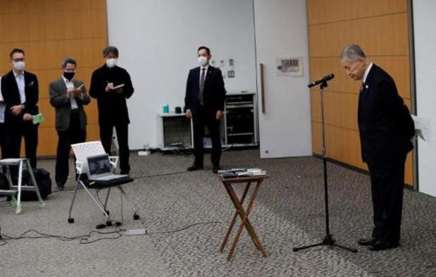 Le patron des JO de Tokyo s'excuse mais ne va pas démissionner après ses propos sexistes