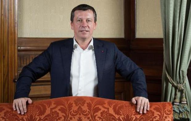 """Frédéric Daerden, le fils émancipé de """"Papa"""""""