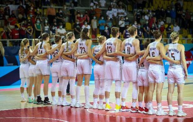 Euro de basket féminin - Demi-finale choc ce soir entre les Belgian Cats et la Serbie, le Brésil du basket féminin