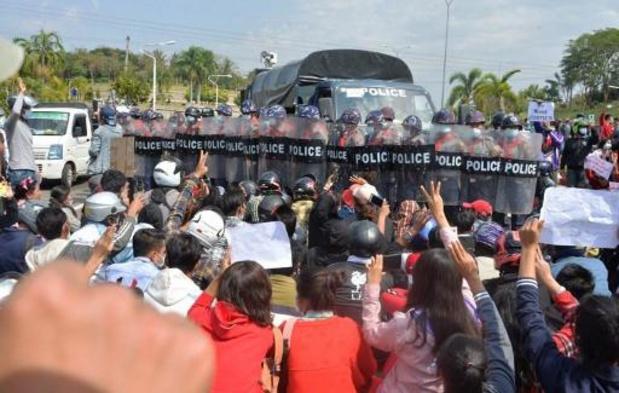 """Staatstelevisie waarschuwt voor """"maatregelen"""" tegen bedreigen van openbare orde"""