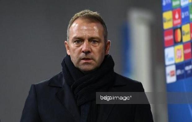 Bayern-coach Hansi Flick wil niet speculeren over opvolging van Löw bij Mannschaft