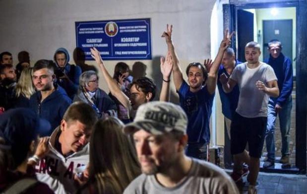 Tweeduizend gevangenen vrijgelaten