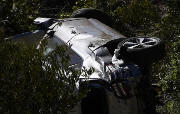 Accident de Tiger Woods - Tiger Woods roulait le double de la vitesse autorisée au moment de son accident