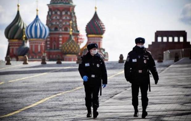 Rusland rapporteert grootste stijging besmettingen sinds begin pandemie