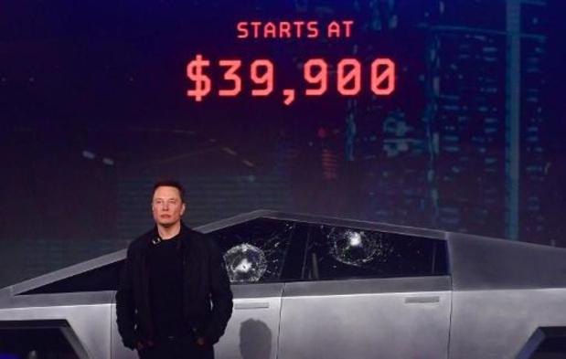Al 150.000 bestellingen Tesla Cybertruck