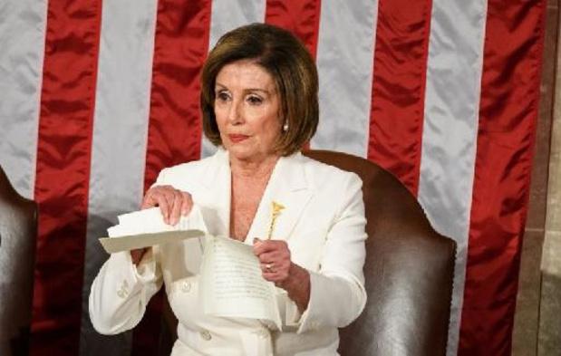 Insurrection à Washington - Nancy Pelosi entend créer une commission d'enquête en dépit du blocage républicain