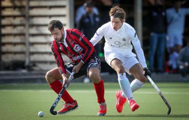 Belgian Men Hockey League - L'Orée conforte sa position de tête, le Waterloo Ducks trébuche au Beerschot