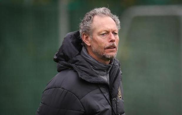 Michel Preud'homme n'est plus l'entraîneur du Standard de Liège mais reste vice-président