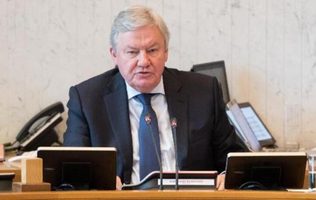 Niet de bedoeling partijen uit te sluiten, verzekert Jean-Claude Marcourt