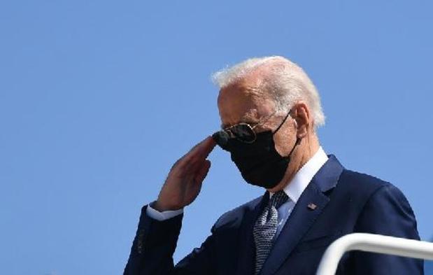 """Avortement: Biden dénonce l'encouragement """"pernicieux"""" à la délation au Texas"""