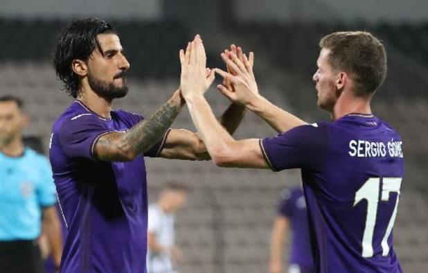 Conference League - RSC Anderlecht wint 0-3 in Albanië