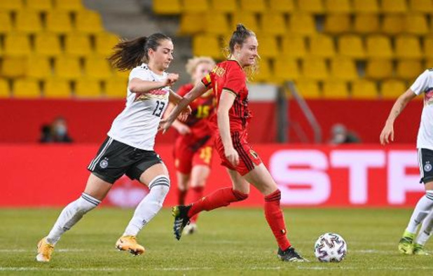 Red Flames - Les Red Flames s'inclinent 2-0 en Allemagne en match amical