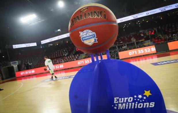 Un meneur international expérimenté au Spirou Basket
