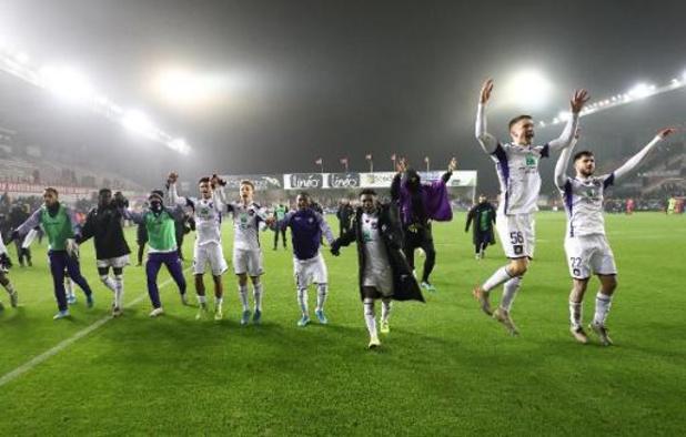 Croky Cup - Anderlecht-Club Brugge en Standard-Antwerp zijn blikvangers in kwartfinales