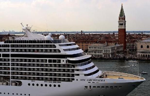 Nieuw op 1 augustus - Grote cruiseschepen verboden in historisch centrum van Venetië