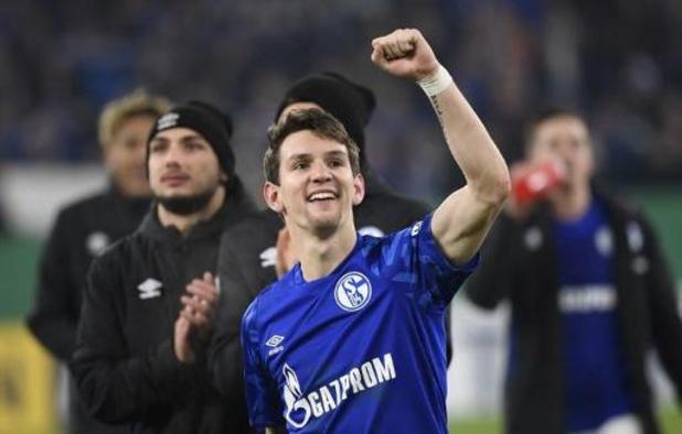 Belgen in het buitenland - Raman speelt met Schalke gelijk tegen hekkensluiter Paderborn