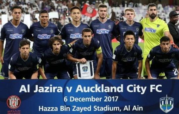 Auckland City zegt af voor WK voor clubs in Doha