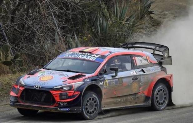 Thierry Neuville s'offre le Rallye d'Alba pour son retour à la compétition