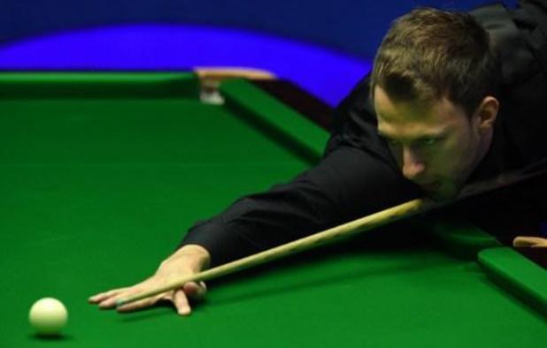German Masters snooker - Titelverdediger Judd Trump redt zijn hachje met spectaculaire comeback
