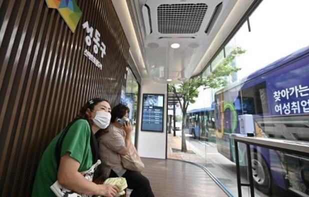 Grootste aantal lokale besmettingen sinds maart in Zuid-Korea