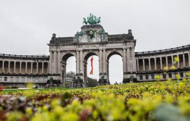 Vlaams Belang herstelt Congomonument in Jubelpark