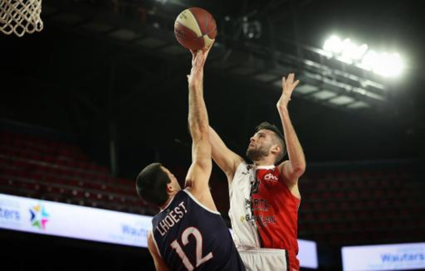 Euromillions Basket League - Charleroi s'impose à domicile face à Liège