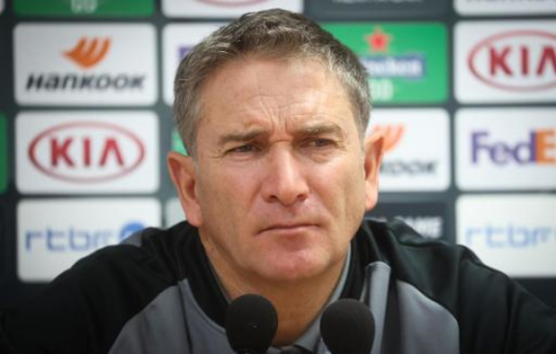 """Europa League - Montanier: """"We moesten reageren, en dat hebben spelers gedaan"""""""