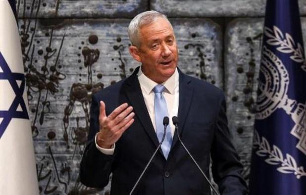 Gantz krijgt opdracht om regering te vormen in Israël
