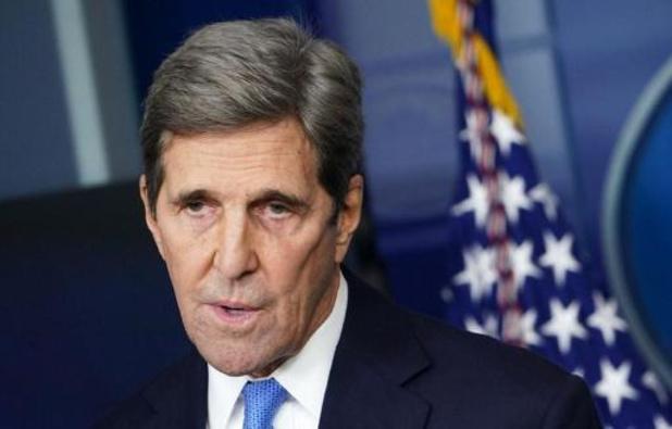 John Kerry mardi à Bruxelles pour préparer la COP26 avec la Commission