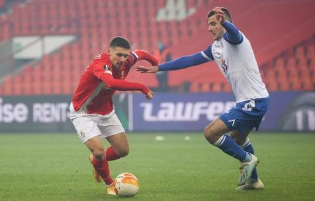 Europa League - Le Standard émerge sur le fil face à Poznan et reste en course pour la qualification