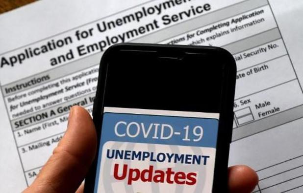 Près de 3 millions de nouveaux inscrits au chômage en une semaine aux Etats-Unis