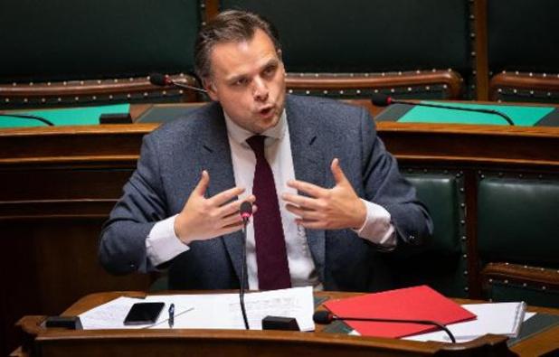 Al 15.000 tests per dag, zegt minister De Backer