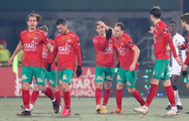 Jupiler Pro League - La Covid-19 frappe également Ostende